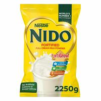 Nestle Nido Fortified Full Cream Milk Powder In Pouch 2250g