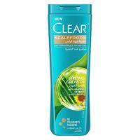 Clear Anti-Dandruff Shampoo Strong Growth 400ml