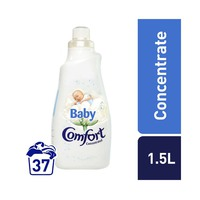 Comfort Fabric Softener Concentrated Baby 1.5L