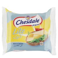 Chesdale Lite Slices Cheese 167g