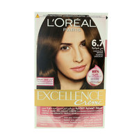 L'oreal excellence 6.7 chocolate brown creme
