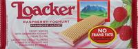 Loacker Raspberry Yoghurt Wafers 15g