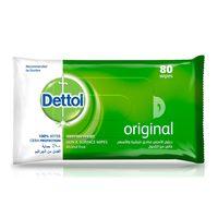 Dettol Anti-Bacterial 80 Counts