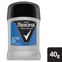 Rexona Men Antiperspirant Stick Active Dry 40g