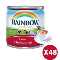 Rainbow Low Cholesterol Milk 170g x Pack of 48
