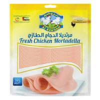 Al Rawdah Chicken Mortadella 200g