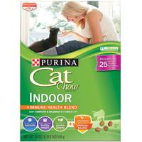 Purina Cat Chow Indoor + Immune Health Blend Dry Food 510g