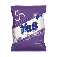 Yes Powder Detergent Lavender 750GR