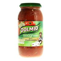 Dolmio Extra Mushroom Sauce for Bolognese 500g