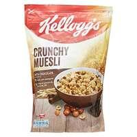 Kellogg's Crunchy Muesli Chocolate Cereal 600g