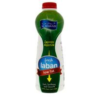 Al Rawabi Fresh Laban Low Fat 1L