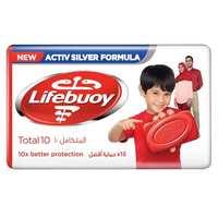 Lifebuoy Anti Bacterial Bar Total 10 125g