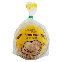 Modern Bakery Arabic White Small Bread 300g x Pack of 6