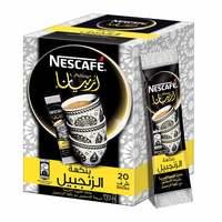 Nescafe arabiana coffee ginger 3 g x 20