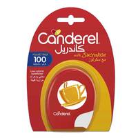 Canderel With Sucarlose Low Calorie Sweetener 8.5g X 100 Tablet