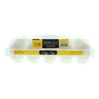 Jenan White Large 15 Eggs