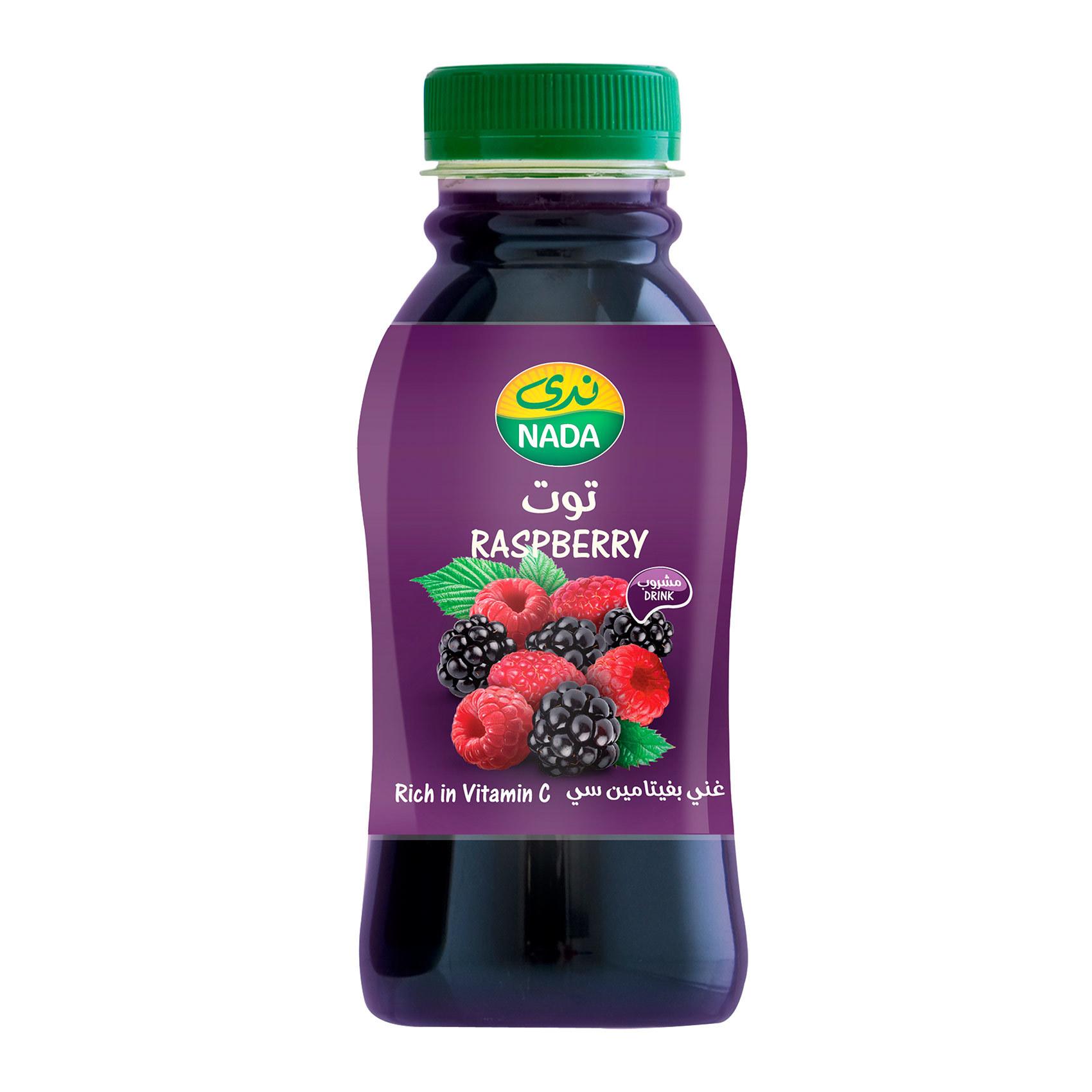 Buy Nada Raspberry Juice 300 Ml Online Shop Beverages On Carrefour Saudi Arabia
