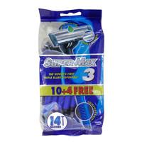 Supermax Disposable 14 Razors
