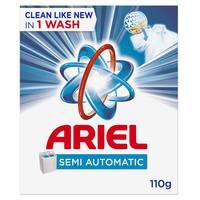 Ariel Laundry Powder Detergent Top Load Original Scent 110g