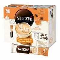 Nescafe salted caramel ice 25 g × 10