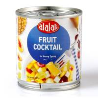 Al Alali Fruit Cocktail in Heavy Syrup 140g