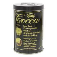 Hintz Fine Dark Cocoa Powder 125g