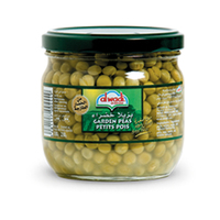Al Wadi Al Akhdar Peas Fine Jar 660GR