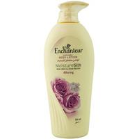 Enchanteur Moisture Silk Alluring Perfumed Body Lotion 500ml