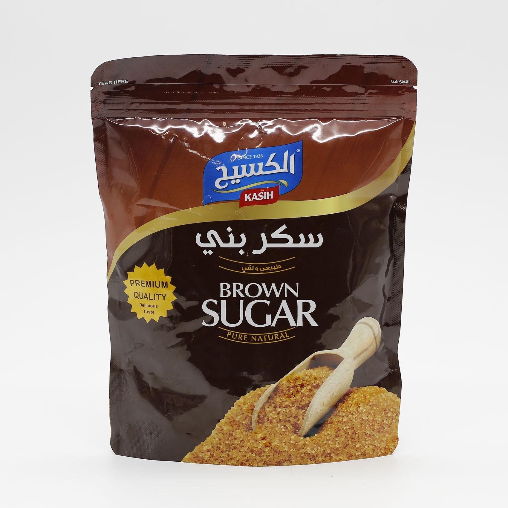 Buy Kasih Brown Sugar 350 G Online Shop Food Cupboard On Carrefour Saudi Arabia