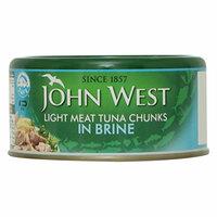 JOHN WEST LMT CHUNK IN BRINE 3X170G