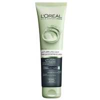 L'Oreal Paris Pure Clay Black Face Cleanser with Charcoal Detoxifies & Clarifies 150ml