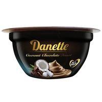 Danette Dessert Coconut Chocolate Flavour 120g