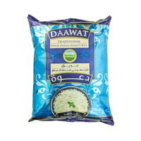 Daawat Traditional White Indian Basmati Rice 10kg