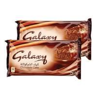 Galaxy Chocolate Cake 30g x Pack of 10