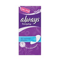 Always Ladies Pads Wrap & Fold 20 Pads