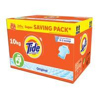 Tide automatic laundry powder low foam original scent saving box 5 Kg × 2