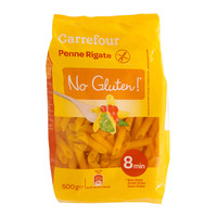 Carrefour gluten free penne pasta 500 g