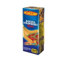 Maccaw Juice Strawberry & Banana 250ML