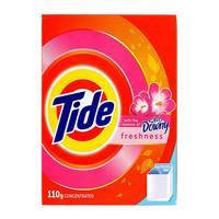 Tide detergent powder high foam with downy freshness 110 g