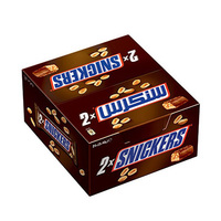 Snickers Duo Chocolate 80GR X24