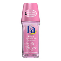 Fa pink passion floral scent deodorant roll on 50 ml