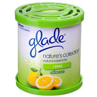 Glade Nature Collection Lemon Air Freshener Gel 70g