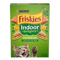 Purina Friskies Indoor Delights Dry Cat Food 459g