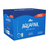 Aquafina water 500 ml x 24