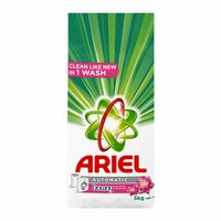 Ariel low foam automatic laundry concentrated powder detergent with a touch of downy freshness 5 Kg