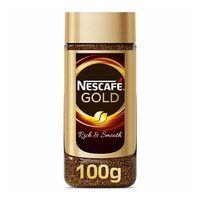 Nescafe gold instant coffee 100 g