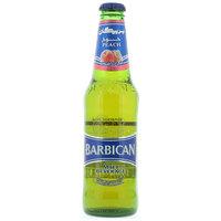 Barbican Peach Non Alcoholic Malt Beverage 330ml