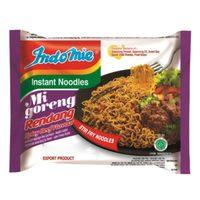 Indomie Spicy Beef Flavored Instant Noodles 80g