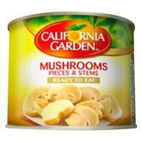 Ameriacn n Mushroom Pieces & Stems 184gx4