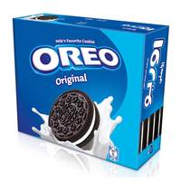 Oreo Original Cookie Biscuits 38g x 16 Pieces
